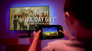 Nintendo Wii U TV Spot, 'Number One Holiday Gift' - Thumbnail 9
