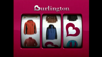 Burlington Coat Factory TV Spot, 'Savings Jackpot'