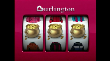 Burlington Coat Factory TV Spot, 'Savings Jackpot' - Thumbnail 2