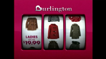Burlington Coat Factory TV Spot, 'Savings Jackpot' - Thumbnail 5