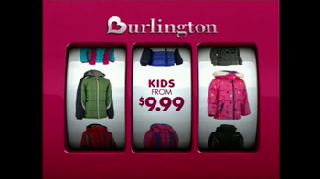 Burlington Coat Factory TV Spot, 'Savings Jackpot' - Thumbnail 6
