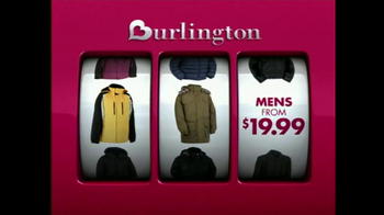 Burlington Coat Factory TV Spot, 'Savings Jackpot' - Thumbnail 7
