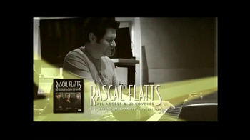 Rascal Flatts: All Access Uncovered TV Spot  - Thumbnail 2