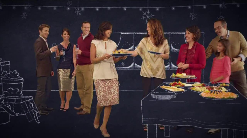 Safeway TV Commercial, 'Happier Holidays'