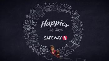 Safeway TV Spot, 'Happier Holidays' - Thumbnail 2