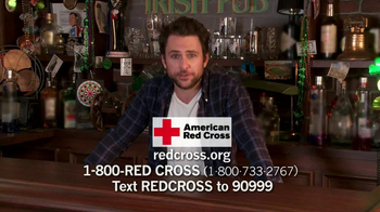 American Red Cross TV Spot Featuring Charlie Day - Thumbnail 4