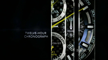 Bulova TV Spot, 'Precision: Watch' - Thumbnail 5