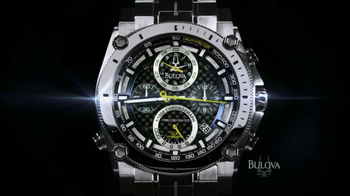 Bulova TV Spot, 'Precision: Watch'
