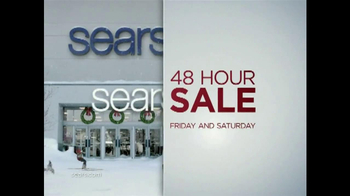 Sears 48-Hour Sale TV Spot, \'Whatever it Takes: Ski\'