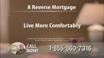 Reverse Mortgage TV Spot, 'You Bet' Featuring Robert Wagner - Thumbnail 4