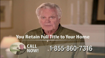 Reverse Mortgage TV Spot, 'You Bet' Featuring Robert Wagner
