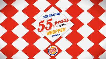 Burger King Whopper TV Spot, 'First Game' - Thumbnail 1