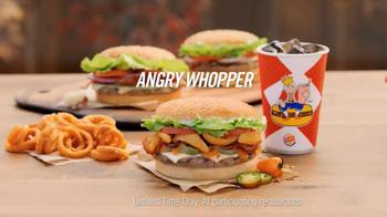 Burger King Whopper TV Spot, 'First Game' - Thumbnail 8