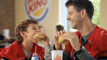 Burger King Whopper TV Spot, 'First Game' - Thumbnail 4