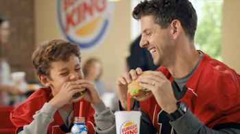 Burger King Whopper TV Spot, 'First Game'