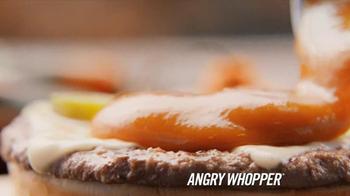Burger King Whopper TV Spot, 'First Game' - Thumbnail 6