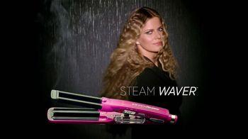 Conair Steam Waver TV Spot, 'Get Fierce'