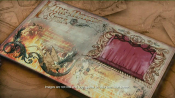 Wonderbook: Book of Spells TV Spot  - Thumbnail 4