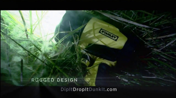 Stanley Tools Fat Max TV Spot, 'Dip It, Drop It, Dunk It' - Thumbnail 4