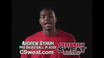 Celebrity Sweat TV Spot Feat. Andrew Bynum, Nelly, Michael Vick - Thumbnail 1