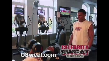 Celebrity Sweat TV Spot Feat. Andrew Bynum, Nelly, Michael Vick - Thumbnail 2