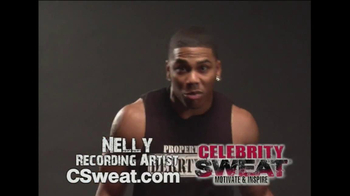 Celebrity Sweat TV Spot Feat. Andrew Bynum, Nelly, Michael Vick - Thumbnail 4