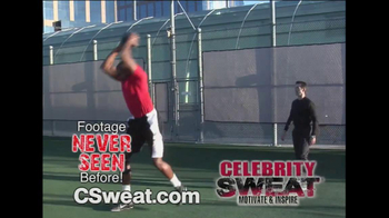 Celebrity Sweat TV Spot Feat. Andrew Bynum, Nelly, Michael Vick - Thumbnail 6
