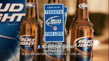 Bud Light TV Spot, 'Win Season Tickets' - Thumbnail 10