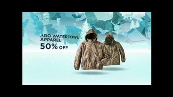 Cabela's Christmas Sale TV Spot, 'Fishing Reel'