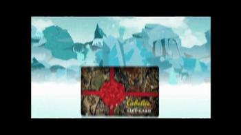 Cabela's Christmas Sale TV Spot, 'Fishing Reel' - Thumbnail 7