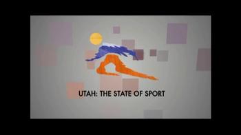 Utah Sports Commission TV Spot