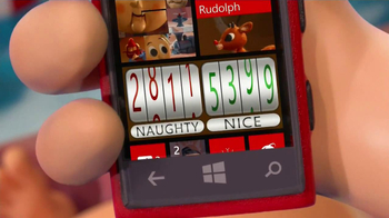 Windows Phone TV Spot, 'Santa's Phone' - Thumbnail 5