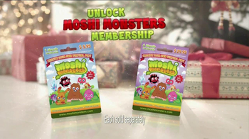 Moshi Monsters Membership Card TV Spot, 'Discover and Play More'