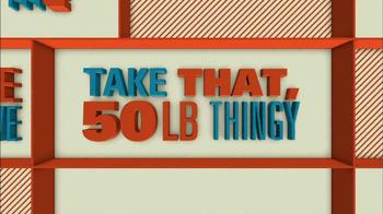 Alli TV Spot, '50-Pound Thingy' - Thumbnail 9
