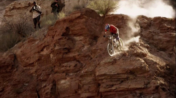 Specialized TV Spot Featuring Darren Berrecloth