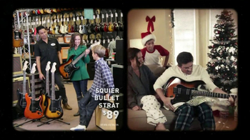 Guitar Center TV Spot, 'Bullet Strat, Ukuleles' - Thumbnail 5