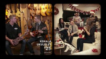Guitar Center TV Spot, 'Bullet Strat, Ukuleles' - Thumbnail 7