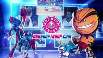 NBA Hoop Troop TV Spot  - Thumbnail 10
