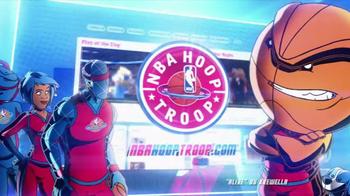NBA Hoop Troop TV Spot  - Thumbnail 5