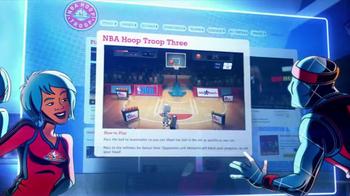 NBA Hoop Troop TV Spot  - Thumbnail 7
