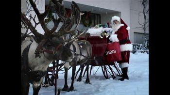 Sears TV Spot, 'Whatever It Takes: Santa'