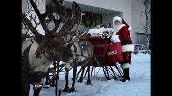Sears TV Spot, 'Whatever It Takes: Santa' - Thumbnail 1