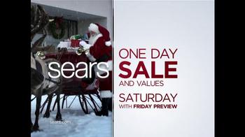 Sears TV Spot, 'Whatever It Takes: Santa' - Thumbnail 2