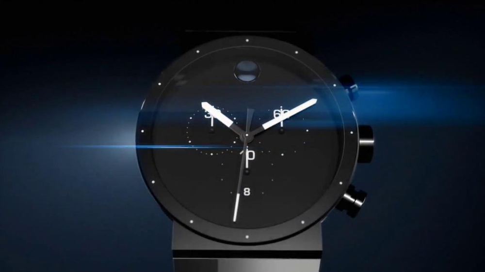 Movado Sapphire Synergy TV Commercial, 'I Thought I've Seen It All'
