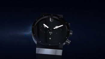 Movado Sapphire Synergy TV Spot, 'I Thought I've Seen It All' - Thumbnail 7