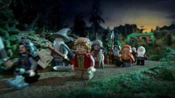 LEGO The Hobbit TV Spot, 'An Unexpected Journey' - Thumbnail 2
