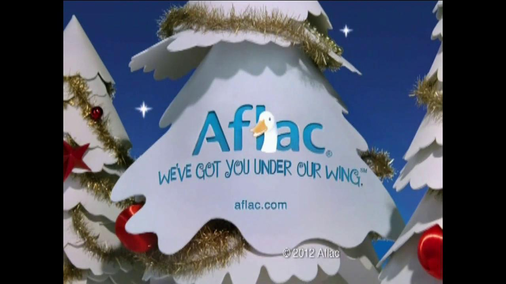 Aflac TV Commercial, 'Rudolph'