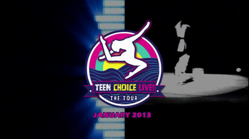 Teen Choice Live! The Tour TV Spot Featuring Gabby Douglas, Aly Raisman - Thumbnail 1