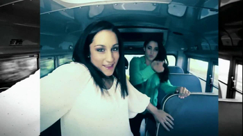 Teen Choice Live! The Tour TV Spot Featuring Gabby Douglas, Aly Raisman - Thumbnail 6