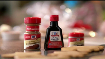 McCormick TV Spot, 'Christmas Cookies' - Thumbnail 2